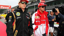 Raikkonen still driving 2014 'silly season'