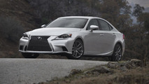 Lexus turbocharged four-cylinder coming in late 2014 or early 2015 - report