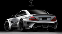 Abflug redesigns previous Mercedes-Benz SL