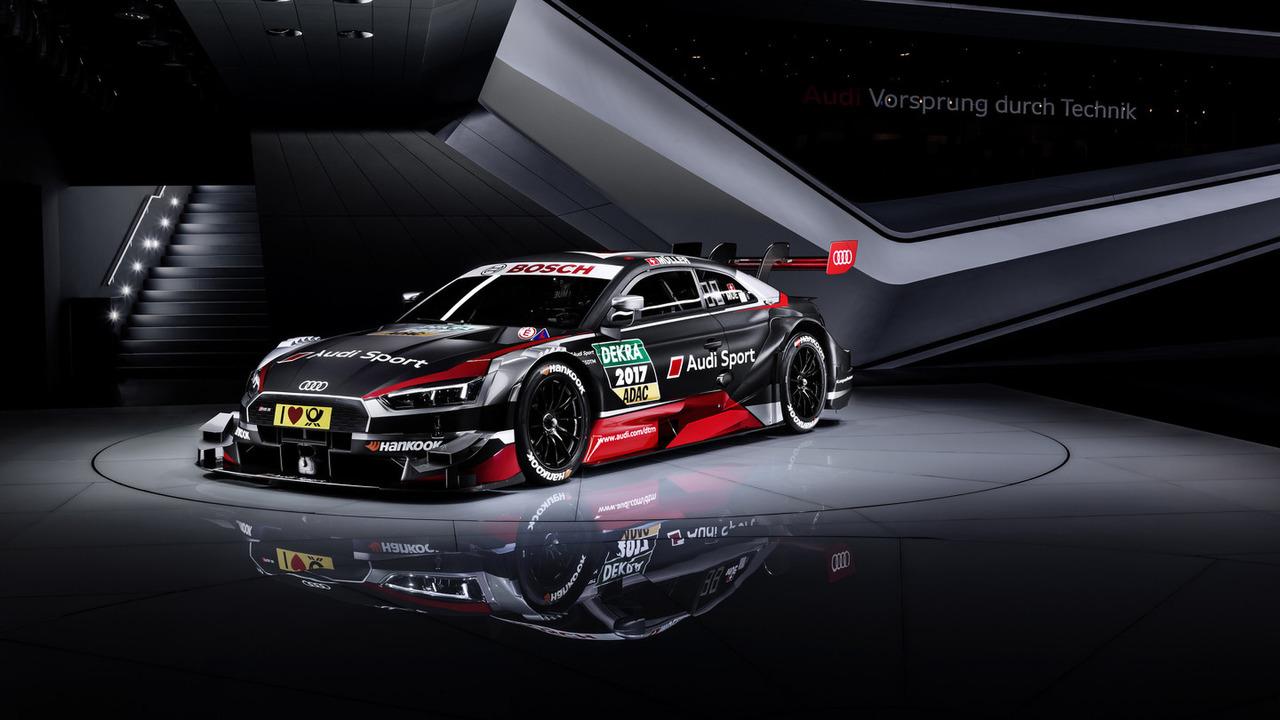 2016 - [Audi] A5 Coupé, Cabriolet et Sportback - Page 13 2017-audi-rs5-dtm