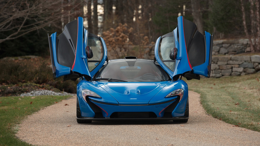 11 most expensive cars auctioned at Amelia Island