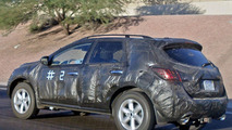 Nissan Murano Spied
