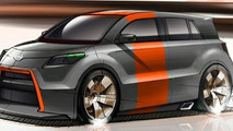 Scion xD Widebody by Five Axis