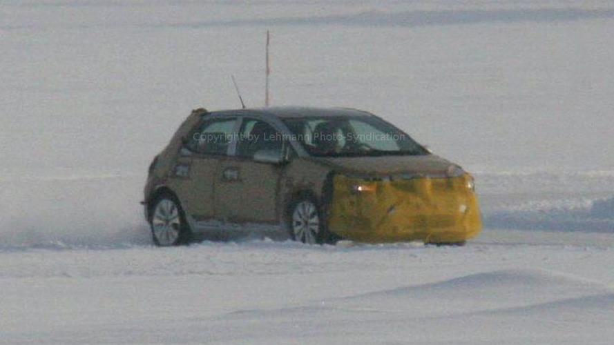 New Toyota Corolla Spy Photos