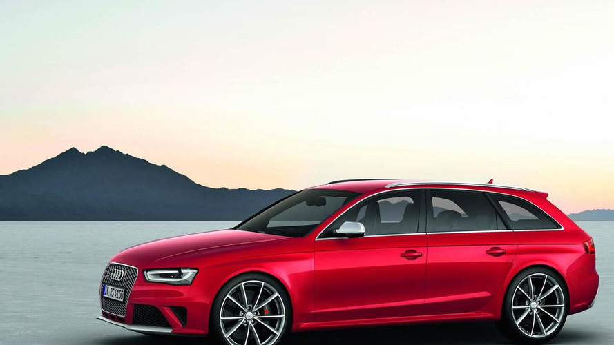 2013 Audi RS4 Avant hits Geneva with first video