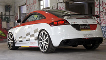 MTM Taiwan creates a 472 hp Audi TT-RS [video]