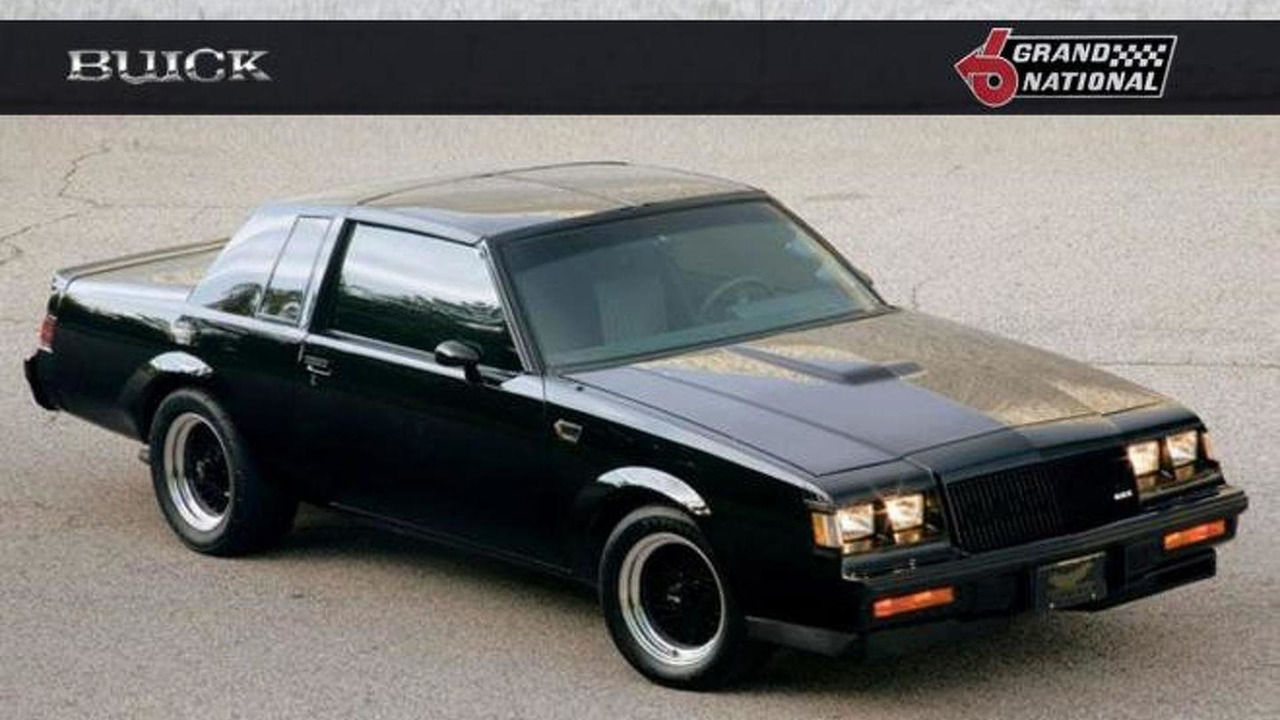 Buick GNX 1987 29.02.2012