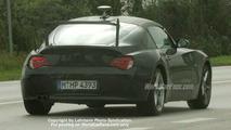SPY PHOTOS: BMW Z4 Coupe Glass Roof