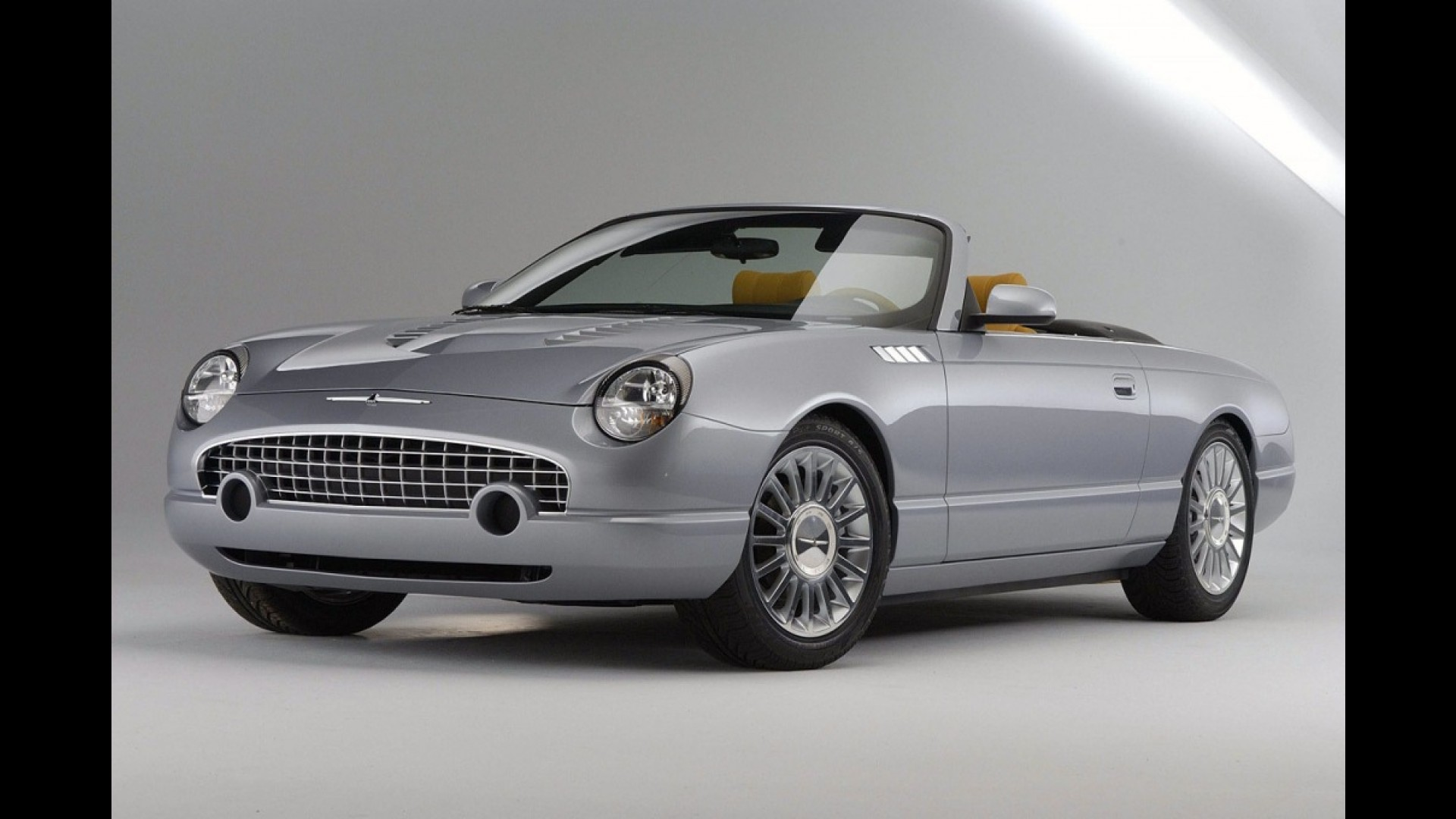 Ford Supercharged Thunderbird Concept