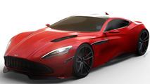 ASTON MARTIN DB11 Concept Design