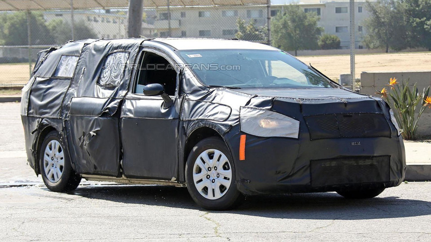 2017 Chrysler Town & Country to bow in Detroit