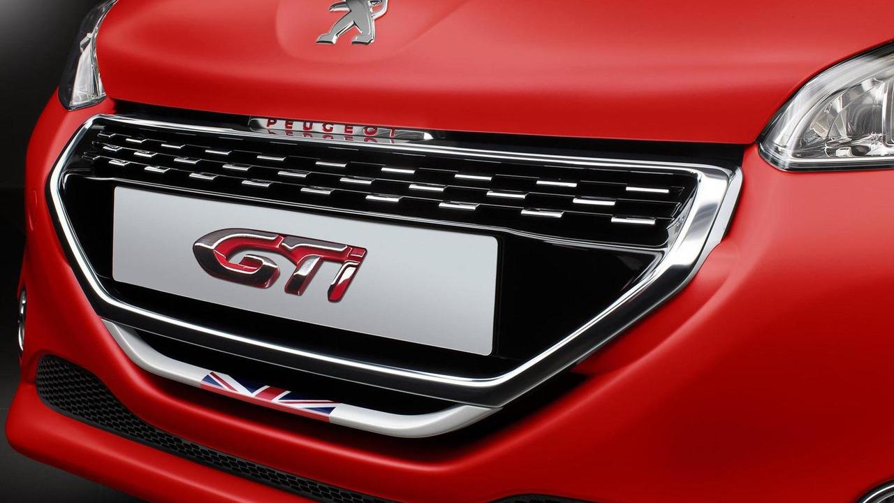 Peugeot 208 GTi 30th Anniversary teaser