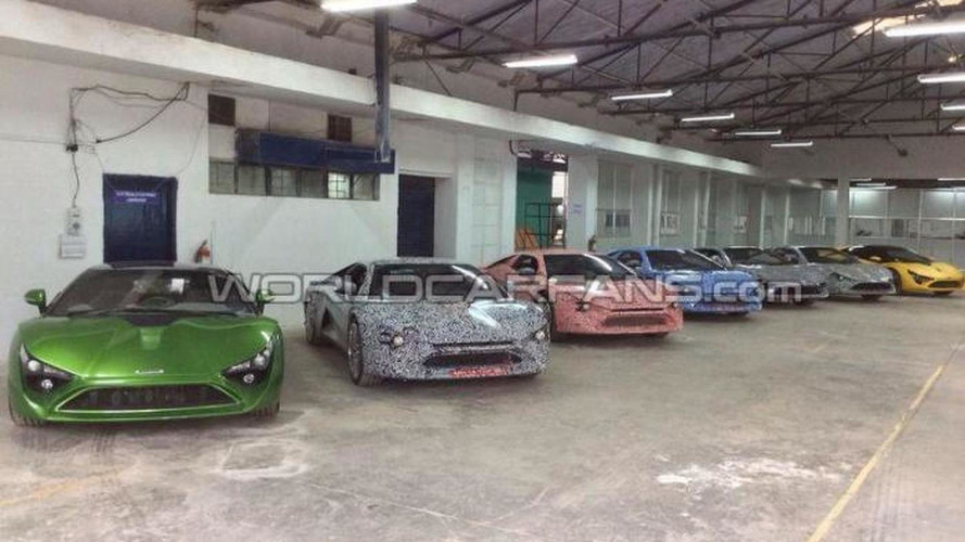 Production-ready DC Design Avanti photographed on the assembly line