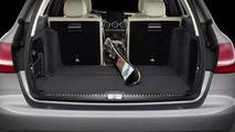 Mercedes-Benz C-Class Estate leaked photo