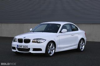 BMW 135i Coupe