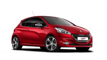 Peugeot 208 HYbrid FE concept announced for Geneva