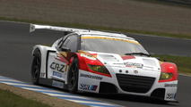 Honda Mugen CR-Z GT race car to feature a twin-turbo V6