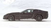 2012 Chevrolet Corvette C7 spy photos 23.01.2012