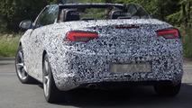 2013 Opel Vauxhall Astra Cabrio spy photo 11.6.2012