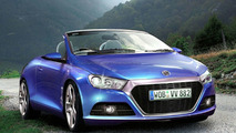 SPECULATION: VW to Add Scirocco Convertible
