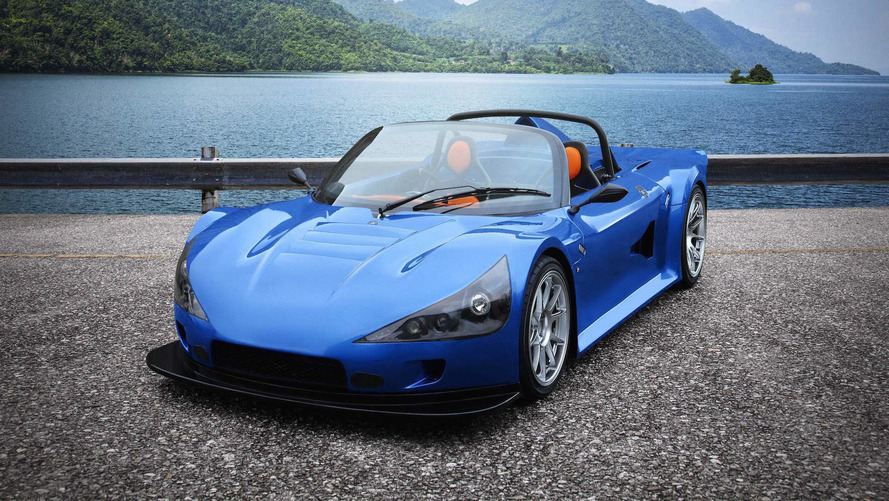 350-hp Avatar sports car has the heart of a Focus RS