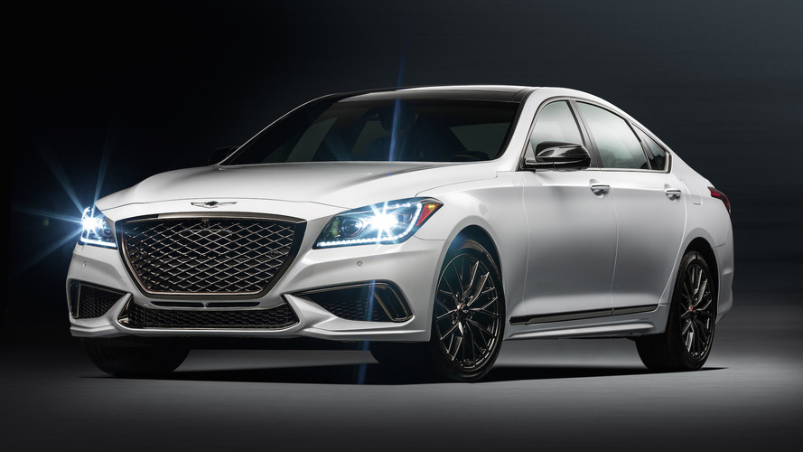 Genesis Sharpens the G80 for Los Angeles