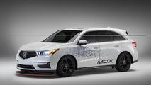 2017 Acura MDX for SEMA