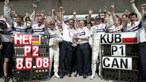 Kubica Takes His & BMW's Maiden Grand Prix Victory in Montreal