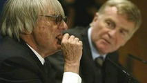 Ecclestone's wife files for divorce