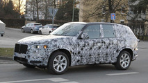2014 BMW X5 (F15) Spy Video