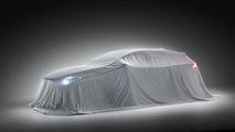 Volvo V40 teaser image - 16.12.2011