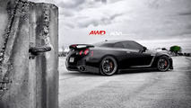 Nissa GT-R with ADV.1 wheels, 1024, 23.12.2011