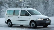 SPY PHOTOS: VW Caddy XXL