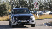 Hot Mercedes-Benz GLC 450 Coupe spied for the first time