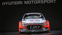 Hyundai i20 WRC unveiling