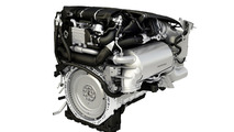 Mercedes details all-aluminum 2.0-liter diesel for E 220d