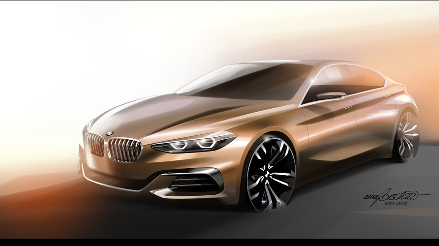 BMW plotting 2 Series Gran Coupe with M2 version?