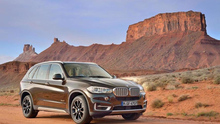 BMW X7 announced, will be built at their Spartanburg plant