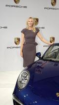 Maria Sharapova named Porsche ambassador