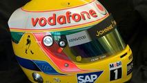 Diamond Helmets for Heikki and Lewis