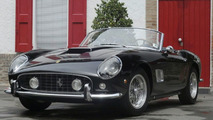 Radio DJ Chris Evans Buys 1961  Ferrari 250 GT SWB California Spyder for $10.9 Million