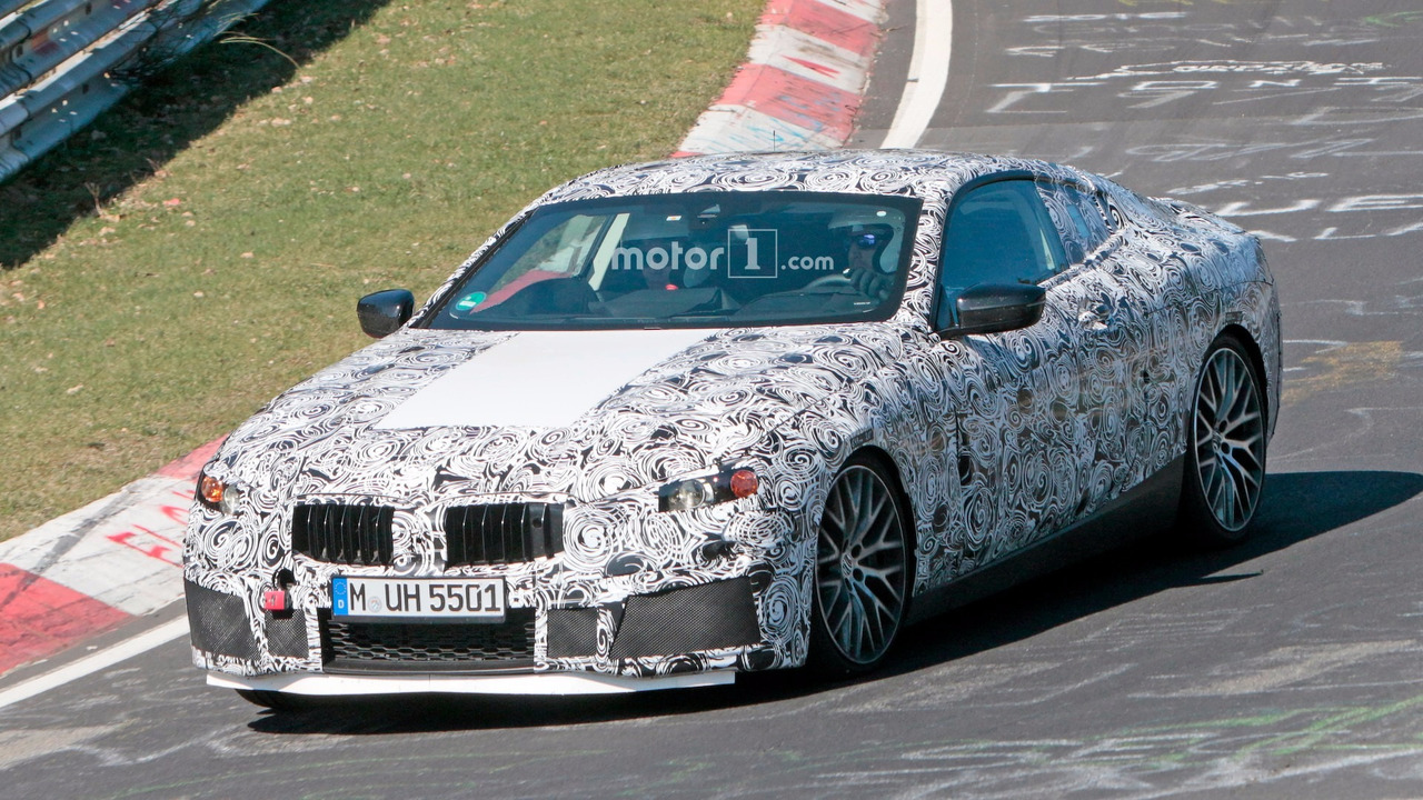 bmw-m8-spy​-shots