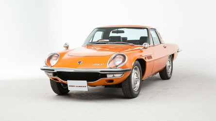 1968 Mazda Cosmo eBay find is out of this world