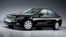Mercedes C Class BlueEfficiency