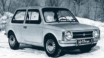 Lada 1101 prototypes