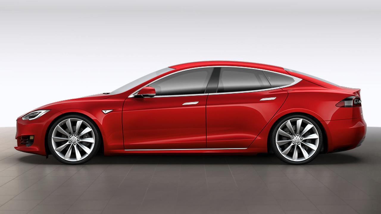 Tesla Model Update Listed Potential Takeover Targets Apple