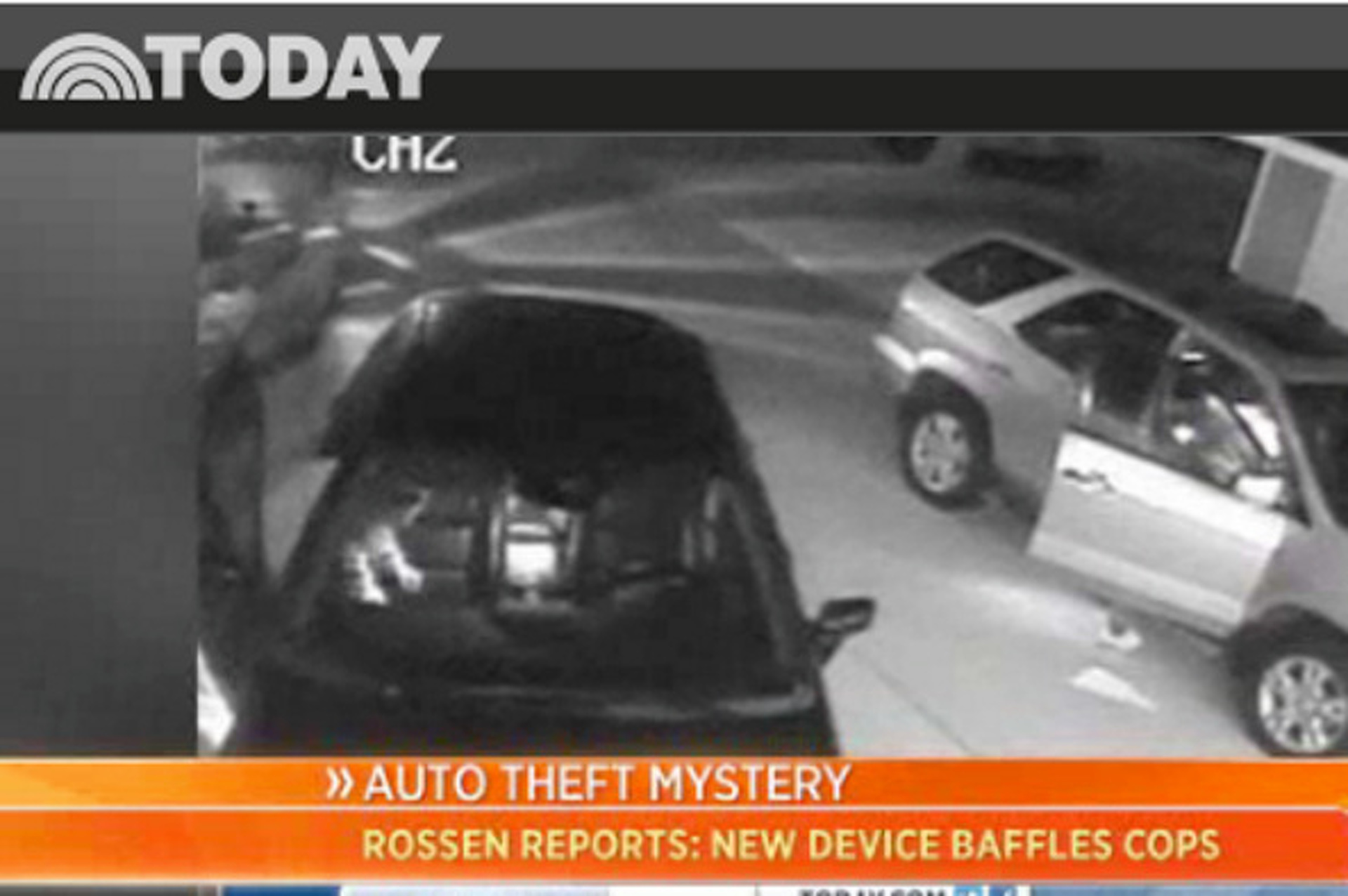 Car Thieves Have New, High Tech Gadgets [video]