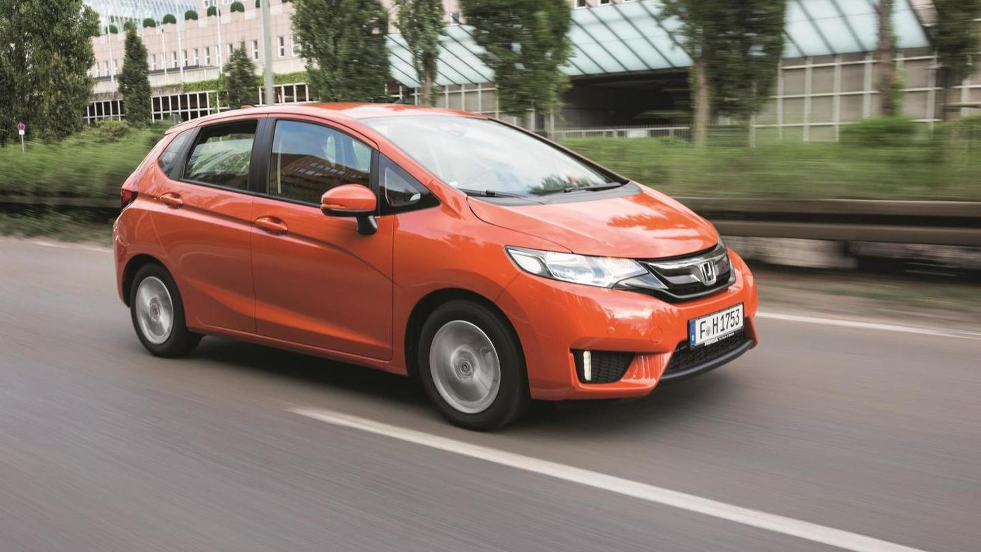 Honda Jazz UK pricing announced, new pics released