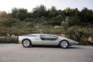 Only Maserati Boomerang In Existence to Headline Upcoming Bonhams Auction