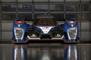 A Legendary Peugeot Le Mans Race Car is for Sale